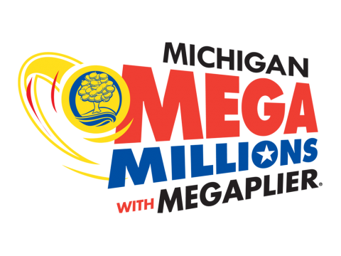 Michigan Lottery Mega Millions logo