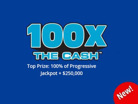 100X The Cash game logo