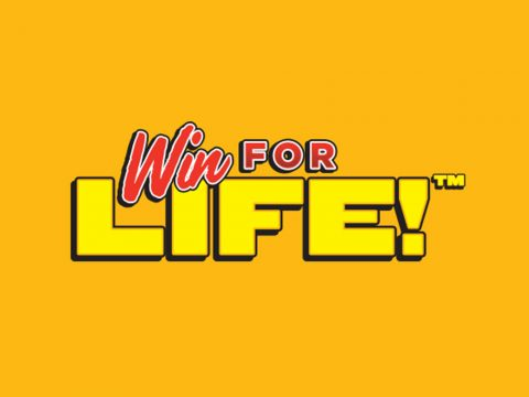 Win for life game logo