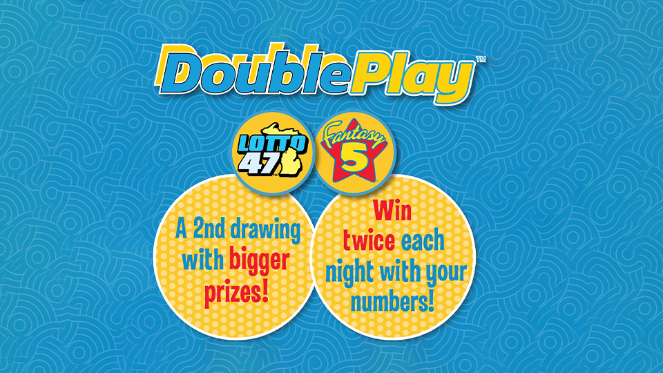 Double Play A 2nd Drawing With Bigger Prizes