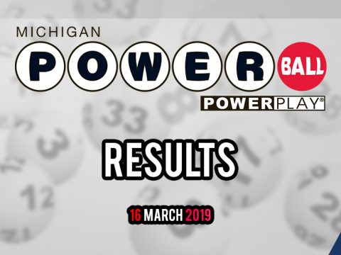 16 March 2019 Powerball results