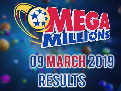 Mega Millions Results 19 March 2019