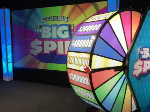 First Big Spin Winners Ready