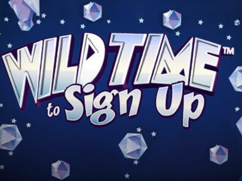 Wild Time Sign Up with Free Wild Time Xtra