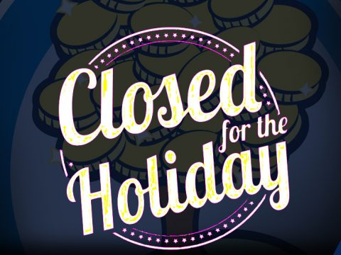 Lottery offices Closed for Thanksgiving