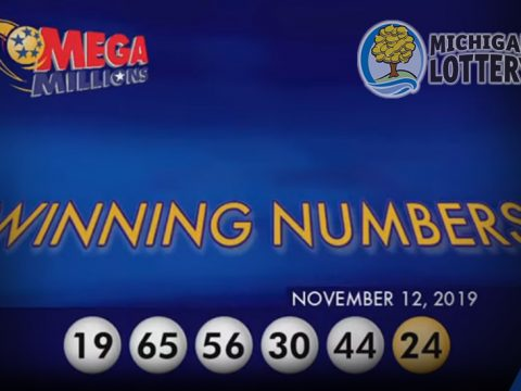 Michigan Lottery MM11122019 Results