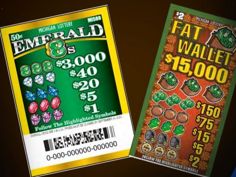 The New Pull Tabs Games Emerald 8's - Fat Wallet