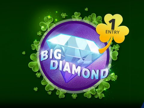March 21st featured game Big Diamond