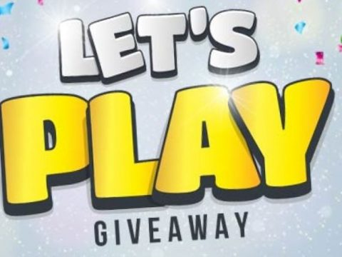 Let's Play Giveway For June
