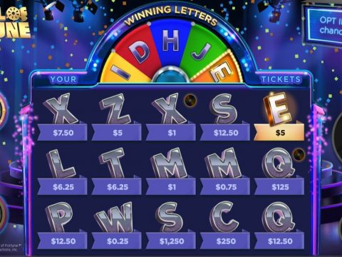 Wheel of Fortune instant game