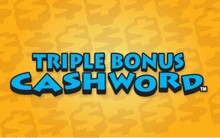 Triple Bonus Cashword Michigan Lottery