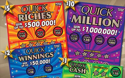 Scratcher Jackpot Winner