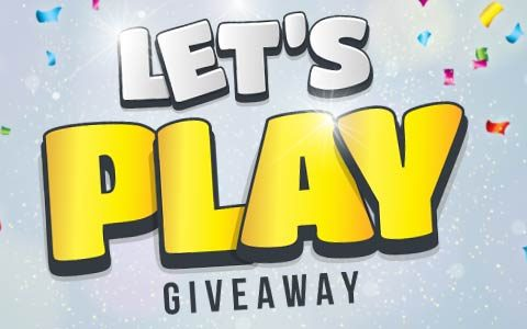 March Let's Play Giveaway