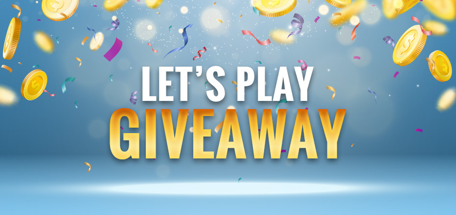 Let's Play Giveaway