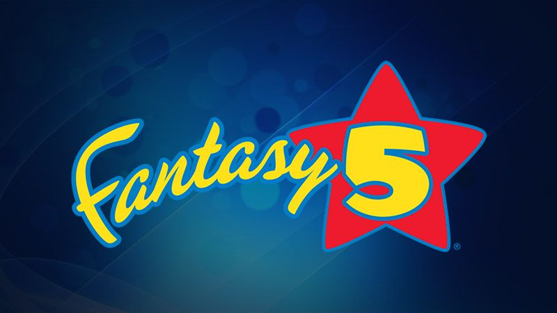 Seven Jackpot Winners for Fantasy 5 in the Month of July